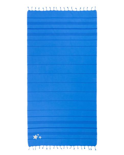 Linum Home Textiles Summer Fun Glittery Starfish Pestemal Beach Towel~30309125110000