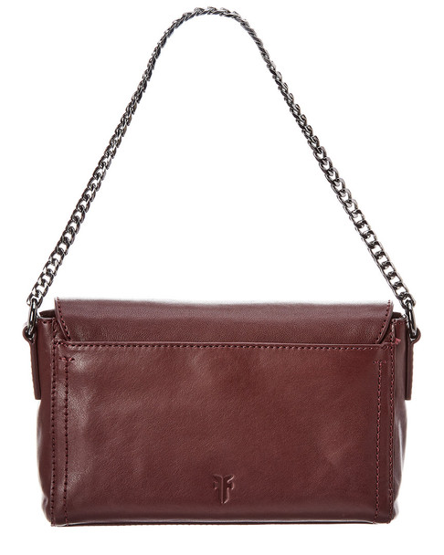 Frye Lena Leather Chain Crossbody~11601403710000