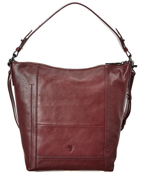 Frye Lena Zip Leather Hobo~11601403720000