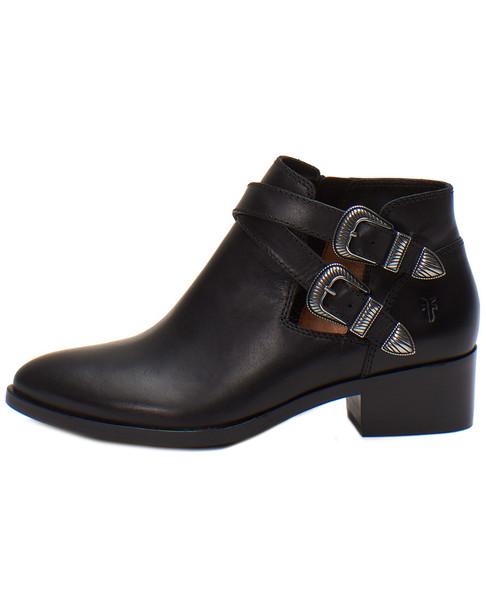 Frye Ray Western Leather Shootie~1311159367