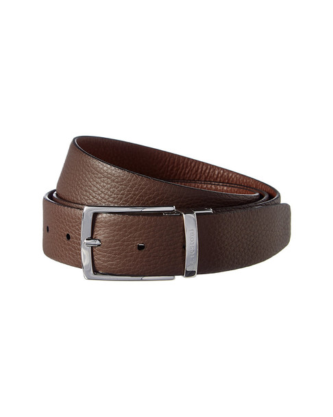 a.testoni Reversible Leather Belt~1312113168