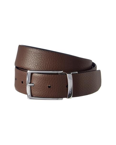 a.testoni Reversible Leather Belt~1312113169