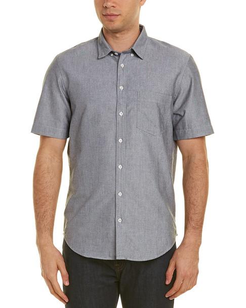 Zadig & Voltaire Swan Skull Woven Shirt~1010124169