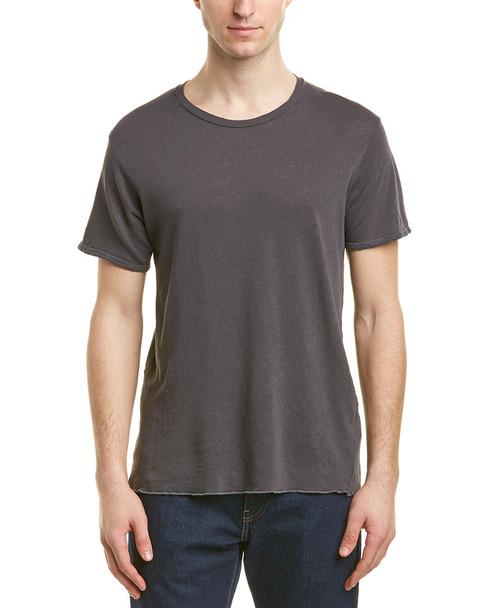 J Brand Grandpa Linen-Blend T-Shirt~1010130000