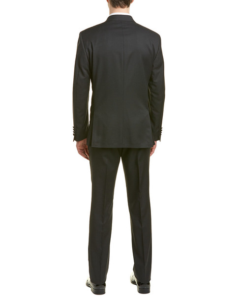 Kenneth Cole New York The Slim Collection Wool 2Pc Suit~1011165032