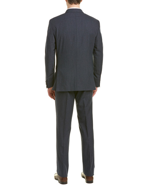 Kenneth Cole New York The Slim Collection Wool 2Pc Suit~1011165033