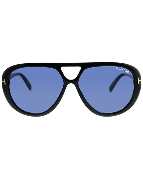 Tom Ford Men's Pilot 59mm Sunglasses~11111204130000