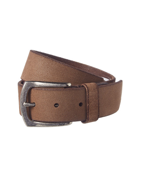 John Varvatos Star U.S.A. Adjustable Leather Belt~1159156150