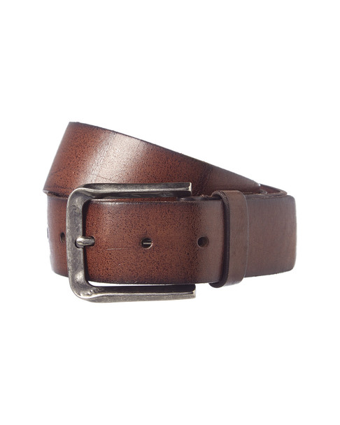 John Varvatos Star U.S.A. Adjustable Leather Belt~1159156151