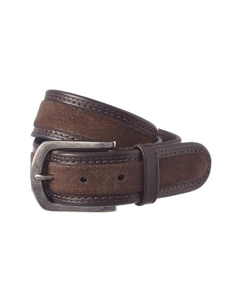 John Varvatos Star U.S.A. Adjustable Leather Belt~1159156156