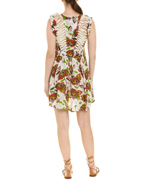 RAGA Tropical Paradise Mini Dress~1411157422