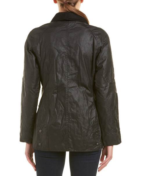 Barbour Beadnell Wax Jacket~1411443837