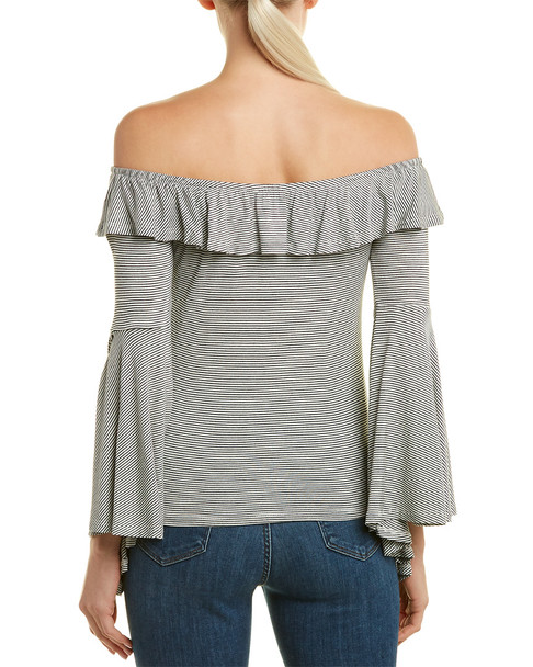 BB Dakota Off-The-Shoulder Top~1411941033