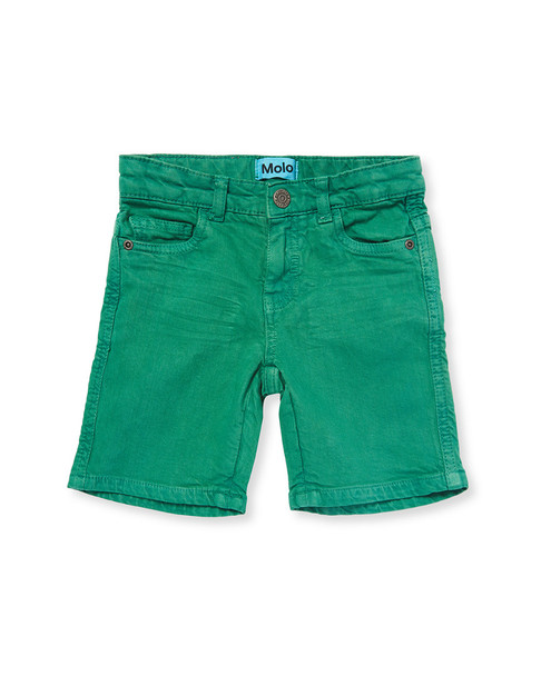 Molo Kid's Dyed-Denim Short~1511775616