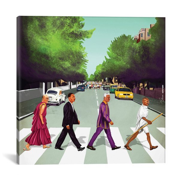 iCanvas ''Come Together'' by Amit Shimoni Gallery-Wrapped Canvas Print~ASI28-1PC3