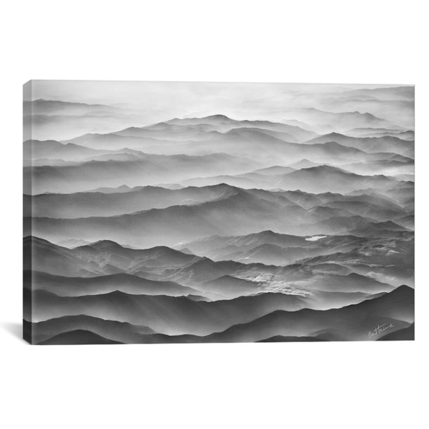 iCanvas ''Ocean Mountains'' by Ben Heine Gallery-Wrapped Canvas Print~BHE86-1PC3