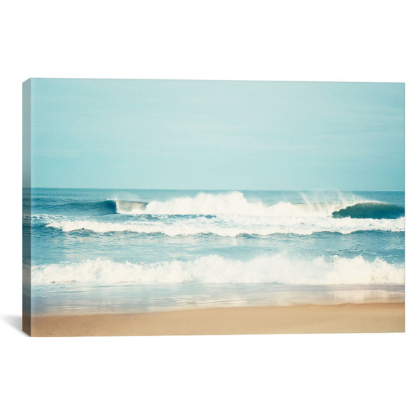 iCanvas ''Salty Sea Air'' by Carolyn Cochrane Gallery-Wrapped Canvas Print~ICS132-1PC3