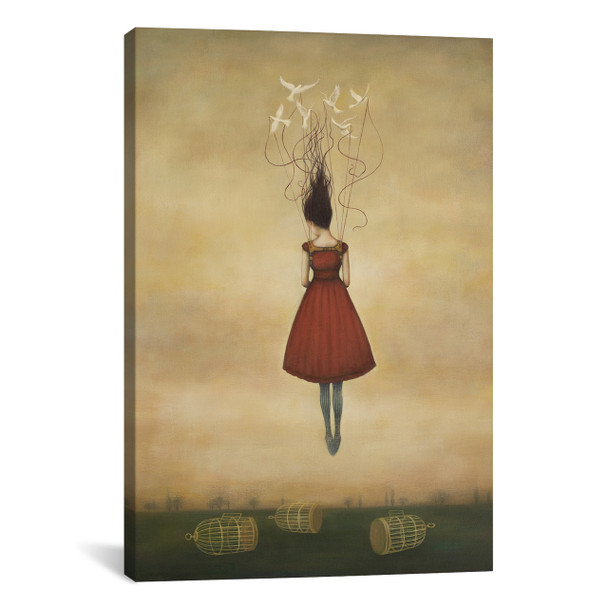 iCanvas ''Suspension of Disbelief'' by Duy Huynh Gallery-Wrapped Canvas Print~ICS256-1PC3