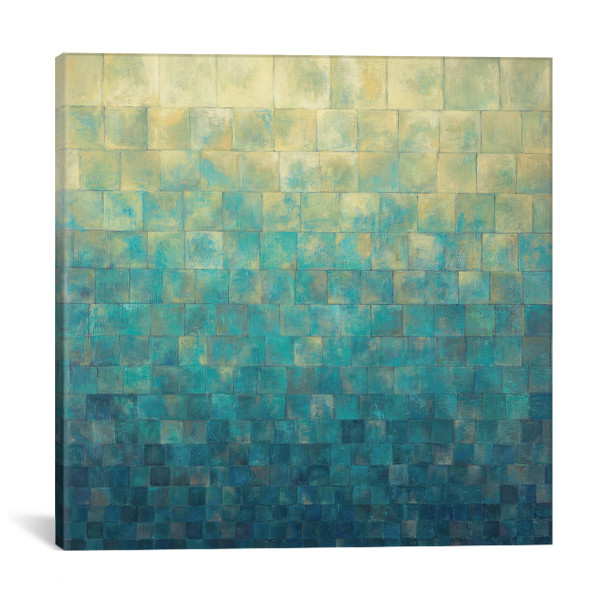iCanvas ''Cascade'' by Janelle Kroner Gallery-Wrapped Canvas Print~ICS293-1PC3