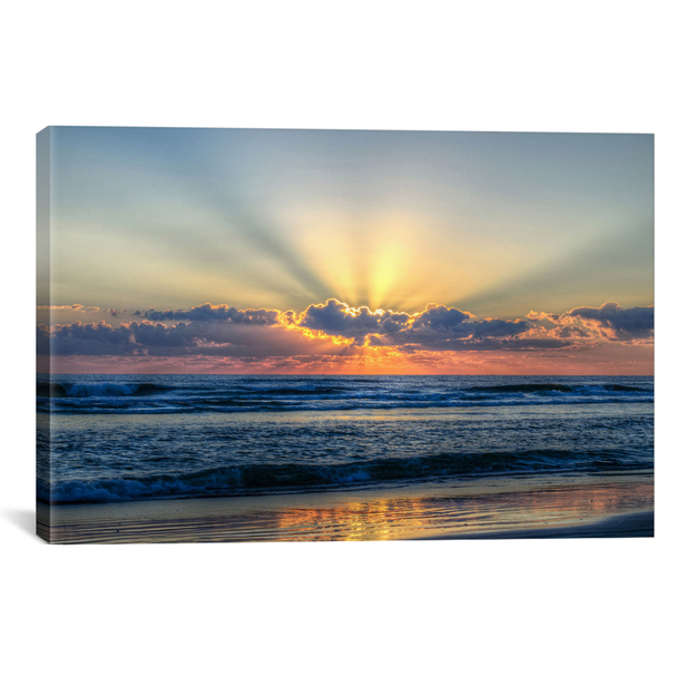 iCanvas ''Radiant Dawn'' by Chuck Burdick Gallery-Wrapped Canvas Print~ICS99-1PC3
