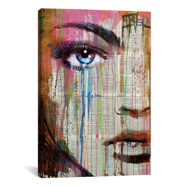 iCanvas ''Aeon'' by Loui Jover Gallery-Wrapped Canvas Print~LJR231-1PC3
