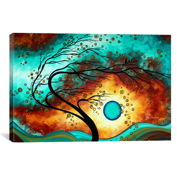 iCanvas ''Family Joy'' by Megan Duncanson Gallery-Wrapped Canvas Print~MDN13-1PC3