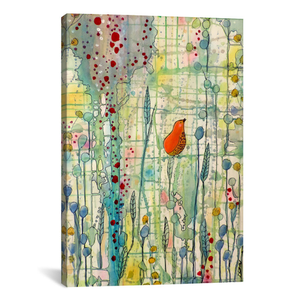 iCanvas ''Alpha'' by Sylvie Demers Gallery-Wrapped Canvas Print~SDS3-1PC3