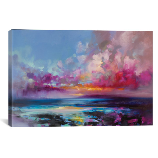 iCanvas ''Arran Glow'' by Scott Naismith Gallery-Wrapped Canvas Print~SNH72-1PC3