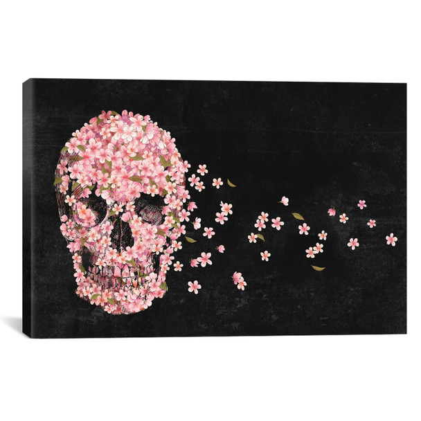 iCanvas ''A Beautiful Death Landscape'' by Terry Fan Gallery-Wrapped Canvas Print~TFN2-1PC3