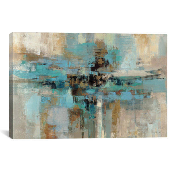 iCanvas ''Morning Fjord '' by Silvia Vassileva Gallery-Wrapped Canvas Print~WAC1383-1PC3