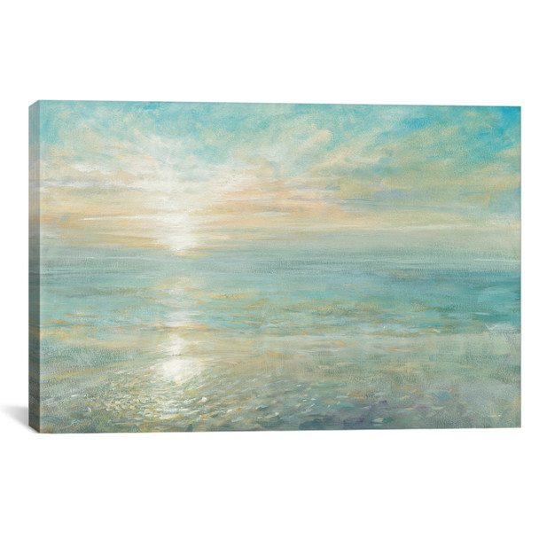 iCanvas ''Sunrise'' by Danhui Nai Gallery-Wrapped Canvas Print~WAC3748-1PC3