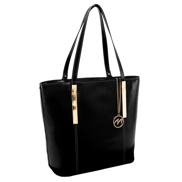 McKlein CRISTINA Ladies' Leather Tote with Tablet Pocket~9754