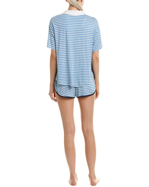 2pc Pajama Short Set~141282043313