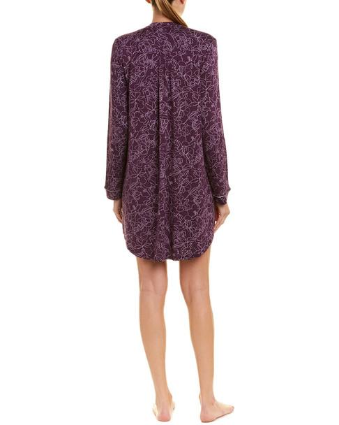 Silk-Blend Nightshirt~141201398913
