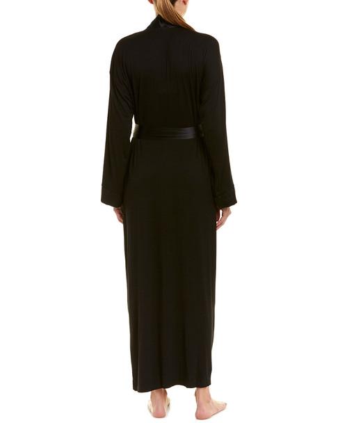 Lace-Trim Kimono Robe~141201399813
