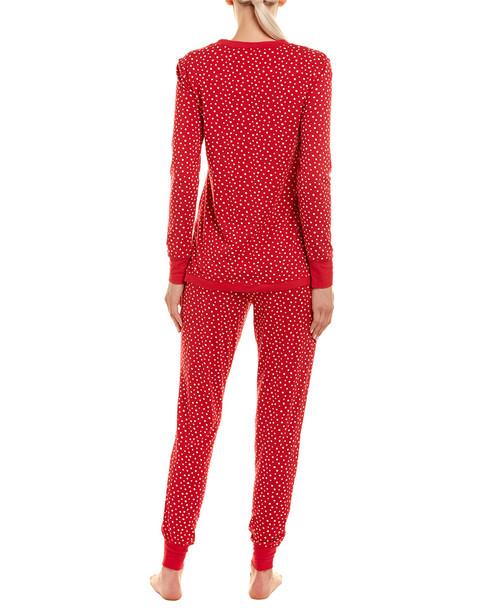2pc Snow Drift Pajama Set~141265894313