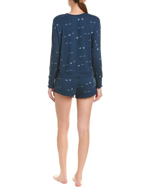 Intimates 2pc Pajama Short Set~141267325013