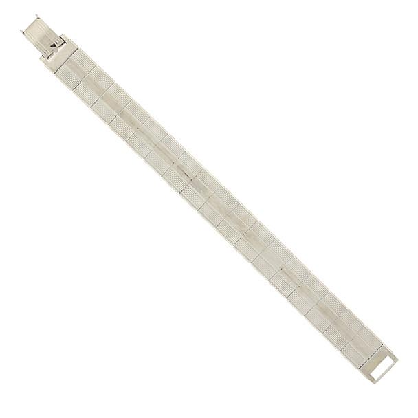 Silver-Tone Link Bracelet~82032