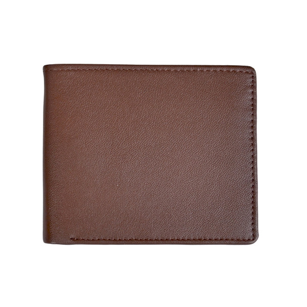 ROYCE Classic Men's Bifold Credit Card Wallet in Genuine Leather~107-5