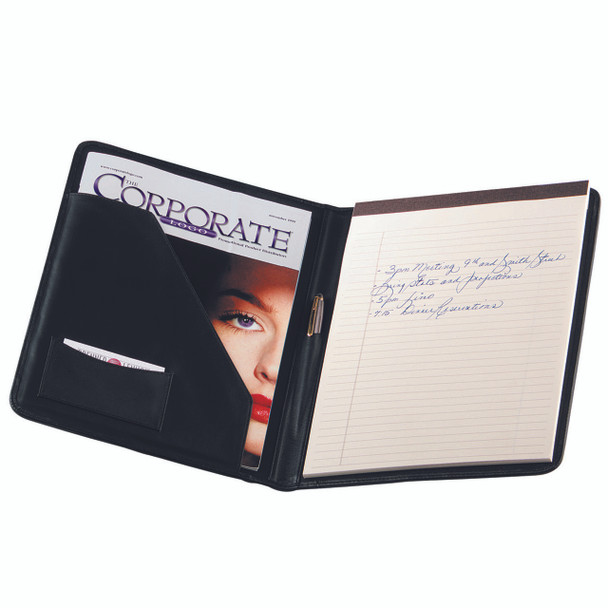 ROYCE Executive Writing Portfolio Organizer~745-BLACK-10
