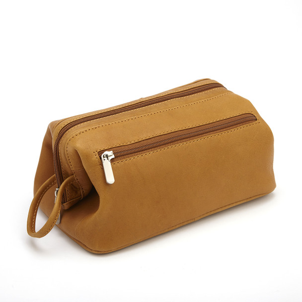 ROYCE Luxury Toiletry Bag in Genuine Colombian Leather~259-COL