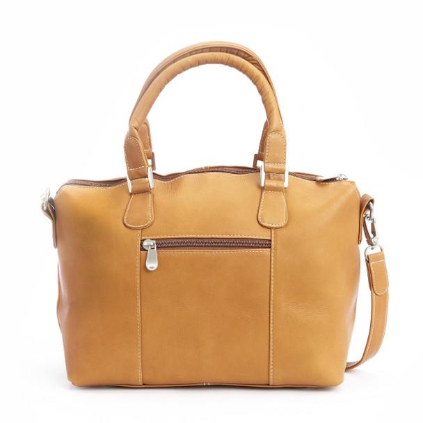 ROYCE Luxury Travel Weekender Duffel Bag Handcrafted in Colombian Genuine Leather~636-VL