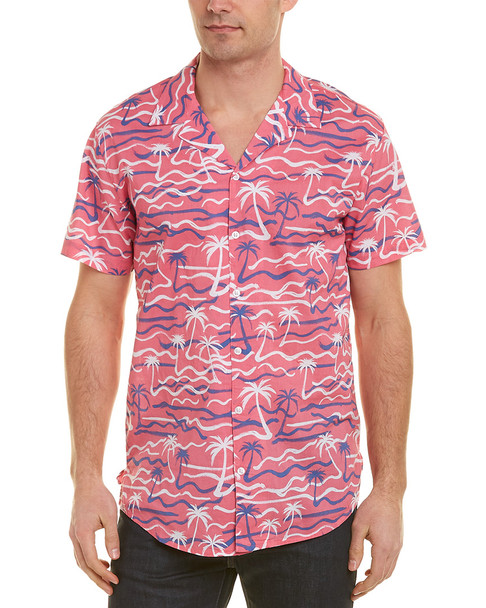 Trunks Surf & Swim Co. Tommy Woven Shirt~1010119692
