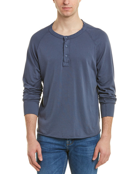 Save Khaki United Raglan Henley Shirt~1010169455