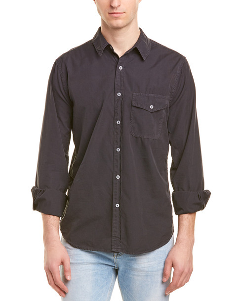 Save Khaki United Poplin Work Shirt~1010169474