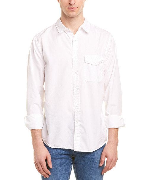 Save Khaki United Poplin Work Shirt~1010169475