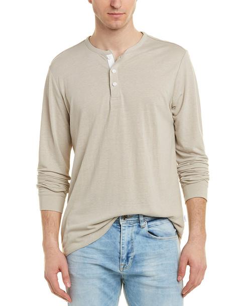 Onia Miles Henley Shirt~1010180273
