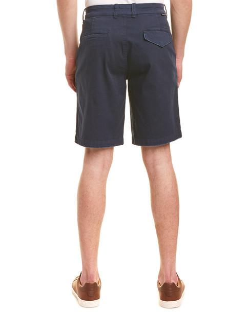 HUDSON Jeans Clint Navy Chino Short~1010186126