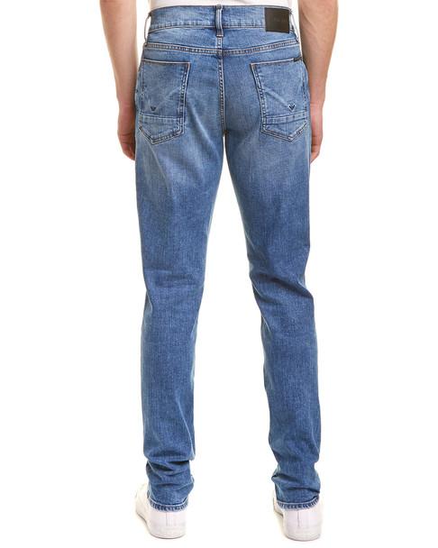 HUDSON Jeans Blake Dawn Blue Slim Straight Leg~1010186129