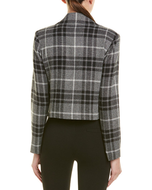 Amanda Uprichard Wool-Blend Blazer~1050162419